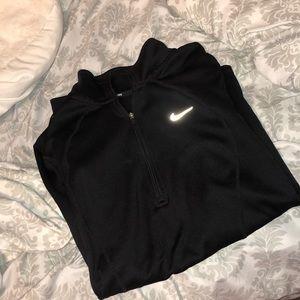 Nike 1/4 zip up sweatshirt